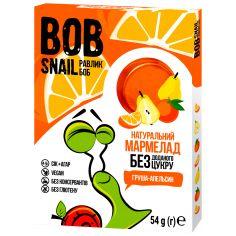 Мармелад груша-апельсин bob snail (Равлик Боб), 54г
