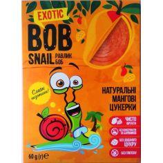 Натуральні мангові цукерки  bob snail (Равлик Боб), 60г