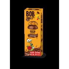 Натуральні мангові цукерки в бельгійському молочному шоколаді bob snail (Равлик Боб), 30г