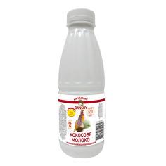 Молоко кокосове, DanSoy, 500мл