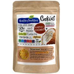 Печиво гарбуз та кокос, Cookies, Healthy Tradition, 90г