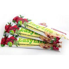 Батончик мультизлаковий Easy Life з журавлиною, 45г
