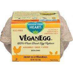 Замінник яєць веганський, Follow Your Heart, 114г