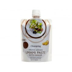 Паста Умамі з імбирем органічна, Clearspring, 150г