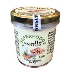 Молоко соєве сухе (скло), Manteca, 150г