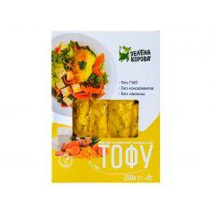 Тофу смажений каррі, Зелена Корова, 250г