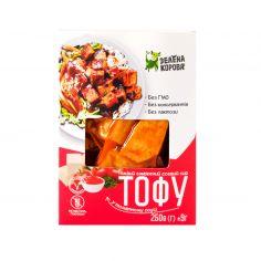 Тофу смажений томат, Зелена Корова, 250г