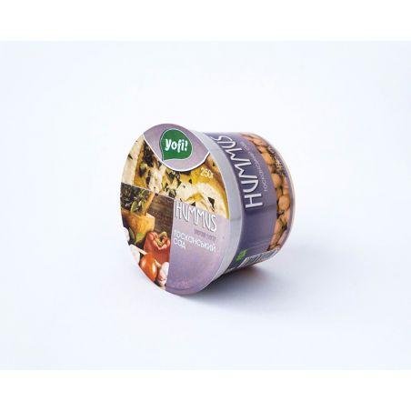 "Хумус, закуска середземноморська ""Тосканський сад"", ТМ ""Yofi"", 250г"