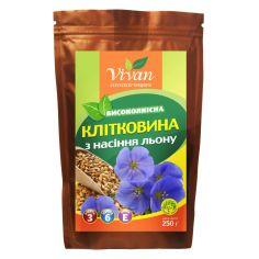 Шрот насіння льону, Vivan, 250г