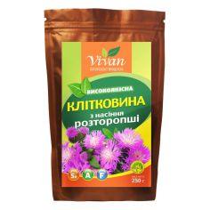 Шрот насіння розторопші, Vivan, 250г