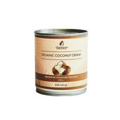 Вершки кокосові 22%, Їж Еко, 200мл