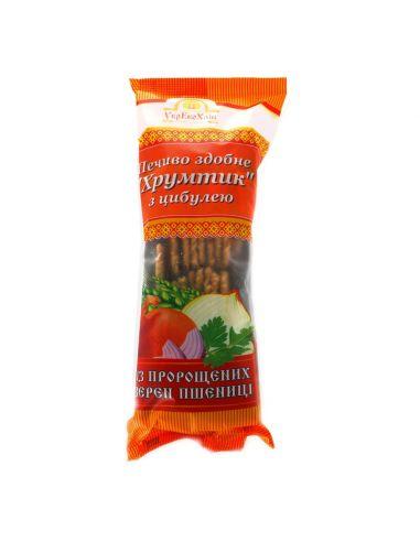 Печиво Цибулеве УкрЕкоХліб, 200г