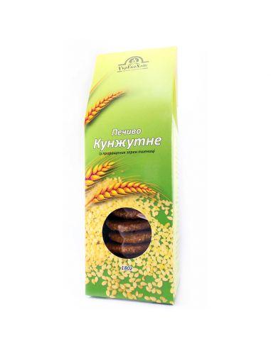 Печиво Кунжутне, УкрЕкоХліб, 180г