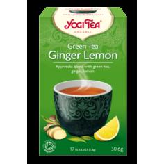 Чай Ginger Lemon, Yogi Tea, пакет 1,8г