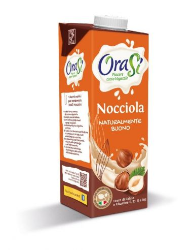 Молоко з фундука, Orasi, 1000мл