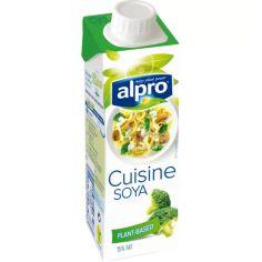 Вершки соєві, Alpro, 1000мл
