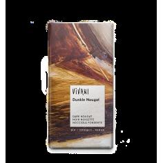 Шоколад чорний з нугою, Vivani, 100г