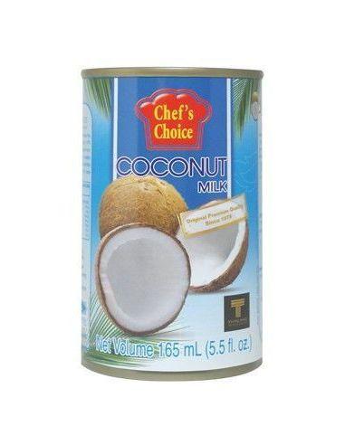 Молоко кокосовое 18%, Chef`s Chois, 400г