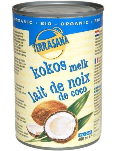 Молоко кокосовое,Terrasana, 400г