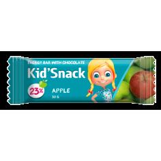 Батончик з яблуком KidSnack, 30г