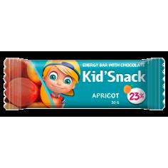 Батончик з абрикосом KidSnack, 30г