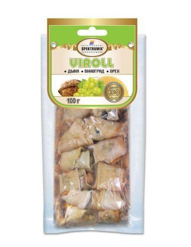 Viroll (дыня, виноград, орех), 100г.