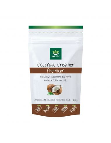 Молоко кокосовое растворимое, TopNatur 150г