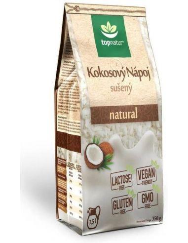 Молоко кокосовое растворимое, TopNatur350г