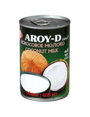 Молоко кокосове, ж/банка, Aroy-D, Тайланд, 400г