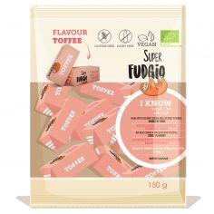 Цукерки Супер Фаджіо Тофі органічні, Super Fudgio, 150г