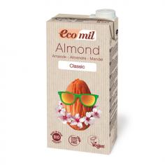 Молоко з мигдалю класичне, Ecomil, 1000мл
