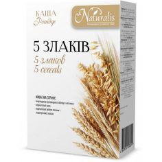 "Каша ""5 злаків"", Naturalis, 250г"