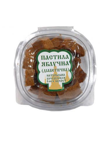 """Пастила яблучна """"Діабетична"""", (креманка), 170г"""
