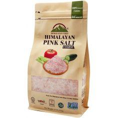 Сіль гімалайська рожева крупна, Himalayan Chef, 227г