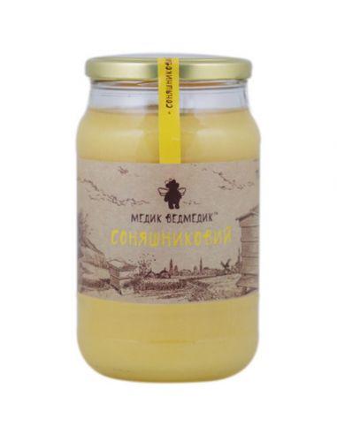 Мед соняшниковий, Медик Ведмедик, 1100г