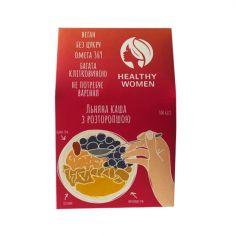 Каша льняна з Розторопшею, Healthy Women,300г