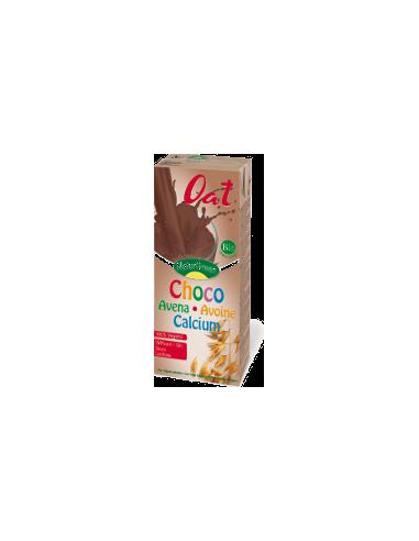 Молоко овсяное с какао и кальцием, NaturGreen, 200мл