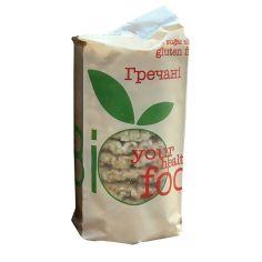 Хлібці хрусткі гречані, Biofood, 100г