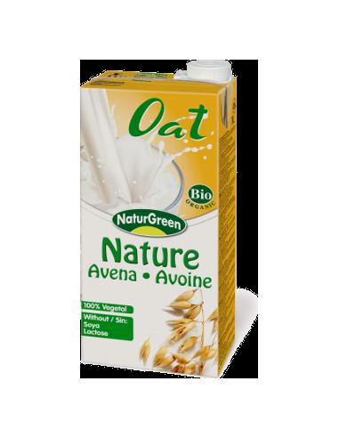 Молоко вівсяне, NaturGreen, 1000мл