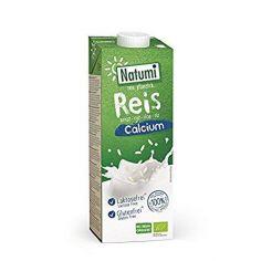 Молоко рисове з кальцієм, Natumi, 1000мл