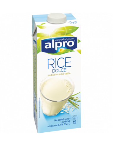 Молоко рисове, Alpro, 1000мл