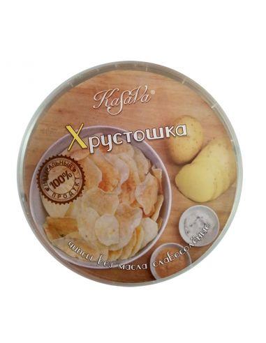 """Чіпси картопляні """"Хрустошка"""", 40г"""