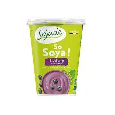 Йогурт соєвий чорниця, Sojade, 400г