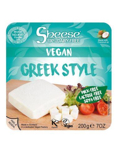 Сир твердий, грецький, SHEESE, 200г.