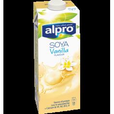 Молоко соевое ванильное, Alpro, 1000мл