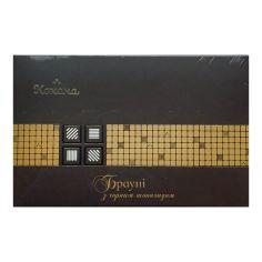 Солодощі Брауні з чорним шоколадом, Кохана, 120г