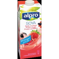 Молоко соевое красные фрукты , Alpro, 1000мл