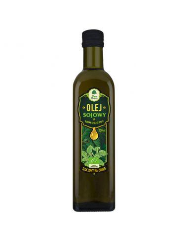 Олія соєва першого віджиму, Bio Planet, 250мл