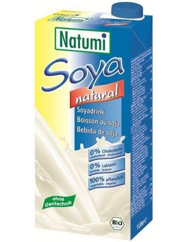 Молоко соєве натуральне, Natumi, 1000мл