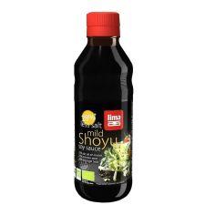 Соус соєвий менш солоний Shoyu, Lima, 250мл